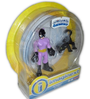 Gatubela Fischer Price Imaginext Mattel Dc Super Friends