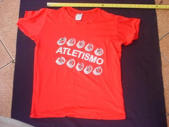 Camisa Corrida Fem Pp Oficial Atletismo Federaçao Paulista