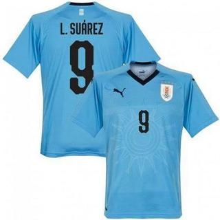 Camisa Uruguai 2018 Copa Do Mundo Nova