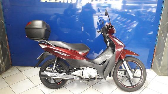 Honda Biz 125 Es Vermelha 2009