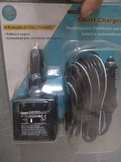 Recarregador Eletrônico Automotivo Para Bateria Automotiva