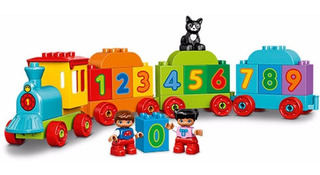Lego Juguete Duplo Tren 10847 + Cuotas!