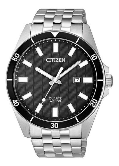 Relógio Citizen Masculino Tz31114t Esporte Fino Prateado