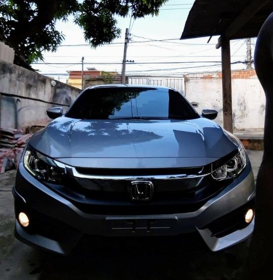 Honda Civic 2.0 Ex Flex Aut. 4p 2017