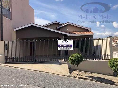 Casa Para Venda Em Bragança Paulista, Jardim Europa, 3 Dormitórios, 1 Suíte - 1181_2-793946