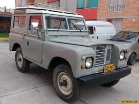 Land Rover Santana Mt 2280