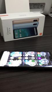 Xiaomi A2 Lite 4gb Ram 64gb Interno Na Caixa + Todos Acessór