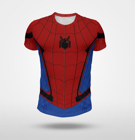 Remera Spiderman Homecoming (hombre Araña)