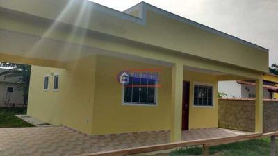 Casa Em Condomínio-à Venda-bananal (ponta Negra)-maricá - Macn20058