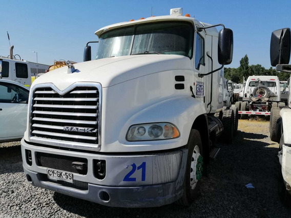 Tracto Camion Mack Cxu 613, Año 2011, 6x4