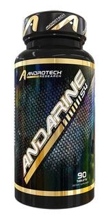 Andarine S-4 Androtech 25mg 90 Cáps Pronta Entrega Importado