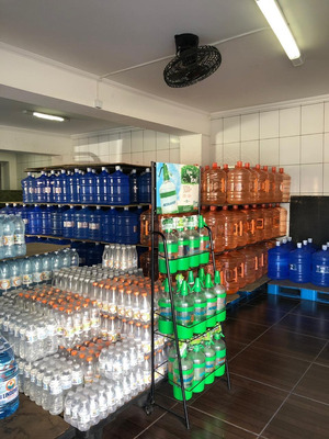 Oportunidade De Negócio Única!!! Linda Loja De Água Mineral