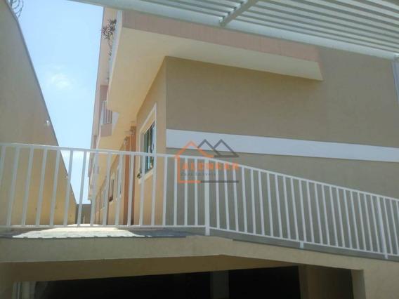 Sobrado Com 2 Dormitórios À Venda Por R$ 295.000,00 - Itaquera - São Paulo/sp - So0151