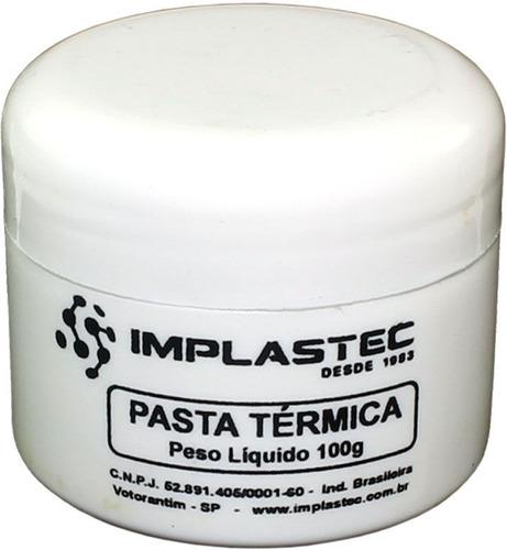 Pasta Térmica 100g Processador Cooler Bga Celular Games Ps4