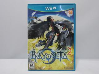Bayonetta 2 - Wii U ¡fisico-usado!