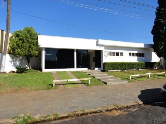 Casa Comercial Para Alugar No Jardim Sumare Em Ribeirao Preto - Ic00081 - 3349636