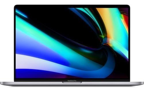 Macbook Pro Apple 16 2.3 I9 32g 1tb 5550x 8gb Envio Ja