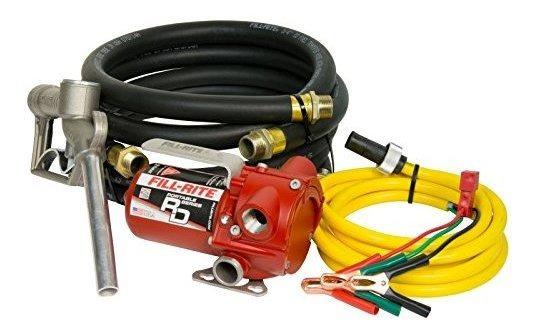 Fill-rite Rd812nh 8 Gpm 12v Portable Fuel