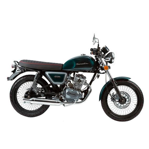 Moto Zanella Ceccato 150 R150 0km 2019 Cafe Racer Tracker Um
