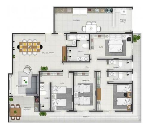 Imagem 1 de 4 de Apartamento - Venda - Canto Do Forte - Praia Grande - Dna1189