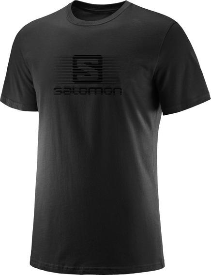 Remera Hombre - Salomon - Logo Ss Tee Ii M - Casual