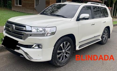 Toyota Lc200 Gxr Td 2018 Blindada