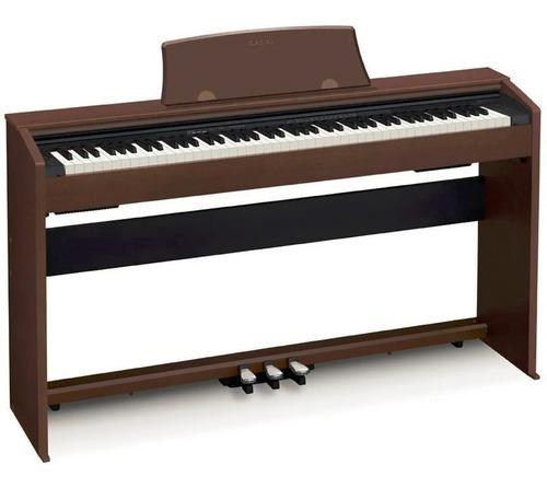 Piano Digital Casio Privia Px-770 Bn Brown Roble Px770