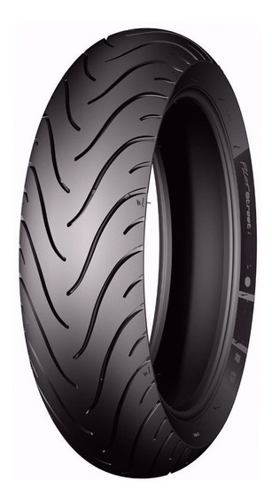 Pneu Traseiro Michelin 140/70-17 Pilot Street Cb 300 Cb 250