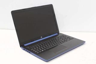 Hp 15.6 Touchscreen Laptop Computer Amd A9 9425 1tb - Blue/