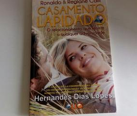 Casamento Lapidado - Ronaldo E Regiane Calil - Literatura
