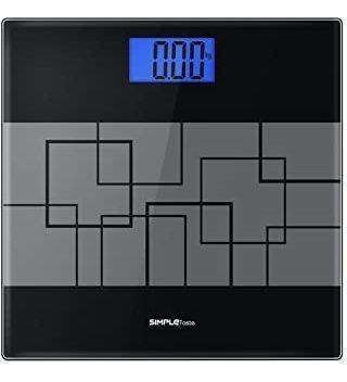 Precision Digital Body Weight Scale Bathroom Scale With Step