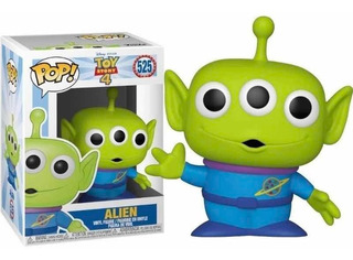 Funko Pop Alíen Toy Story 4 Disney # 525 Original
