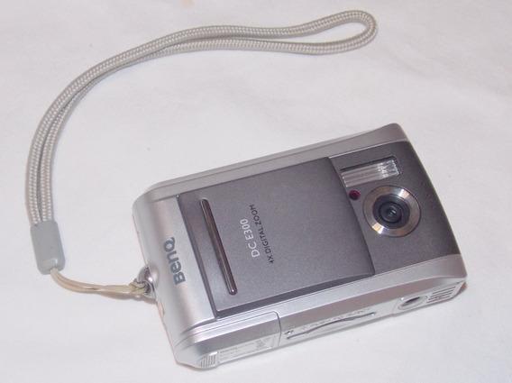 Camera Fotografica Digital Benk Dc E300 Sem Funcionar