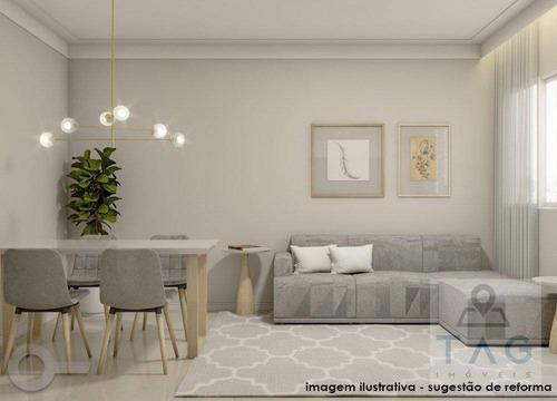 Imagem 1 de 9 de Apartamento Com 3 Dormitórios À Venda, 77 M² Por R$ 1.047.000,00 - Moema - São Paulo/sp - Ap1221