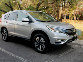 Honda Cr-v (crv) Exl Piel, Aire, Elec, Q/c, Gps, 4x2, 2016