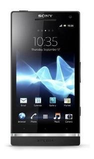 Sony Ericsson Xperia S Lt26i Negro 32gb Wifi Android Desbloq
