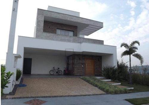 Casa À Venda, 250 M² Por R$ 1.400.000,00 - Condomínio Chácara Ondina - Sorocaba/sp - Ca2001