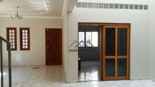 Imagem 1 de 29 de Casa Com 3 Dormitórios À Venda, 249 M² Por R$ 777.000,00 - Jardim Itatiaia - Jundiaí/sp - Ca0136