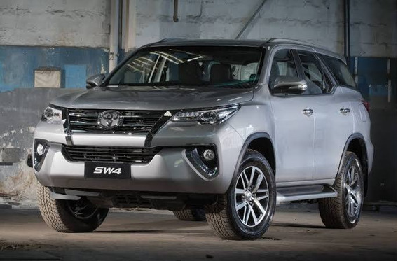 Toyota Sw4 Srv Flex 7 Lugares 2020 0km