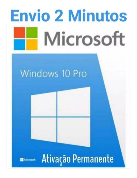 Soft+windows 10 Pro X32/x64 Key 100% Original