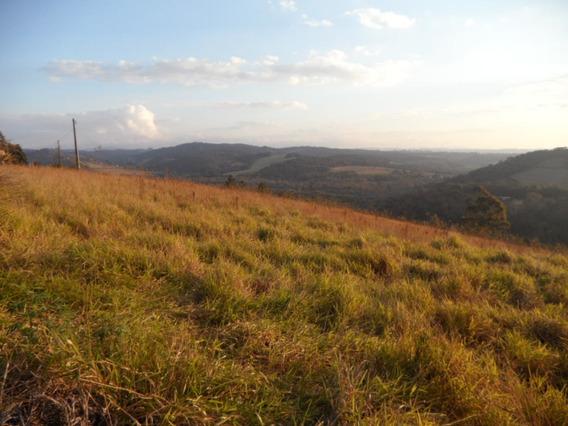 Ibiúna Terreno Com 6.000m2 C/linda Vista Panorâmica Só R$..