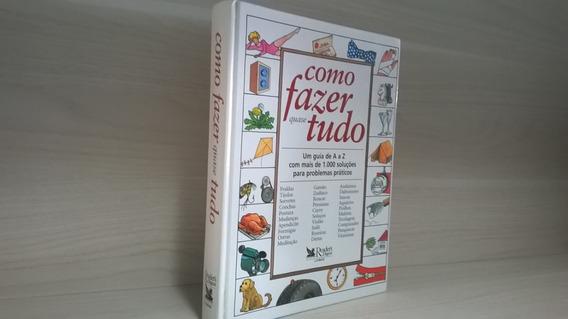 Livro Anos 90 Como Fazer Quase Tudo - Perfeito