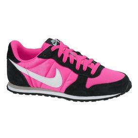 Tênis Nike Genicco Rosa / Preto - Tam 37 - Frete Grátis