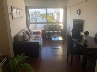 Apartamento De 1 Dormitorio En Parque Rodó