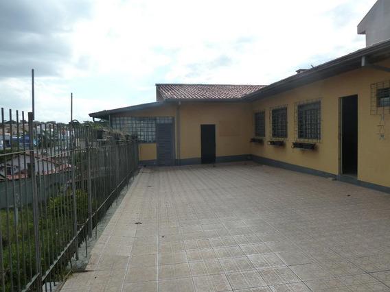 Casa Comercial Para Locação, Uberaba, Curitiba. - Ca0020