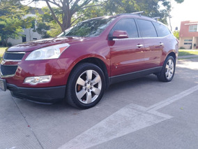 Chevrolet Traverse Lt 2010 Aac Qc Dvd Aut 3.6l V6