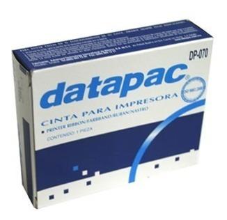 Cinta Datapac Modelo Dp-070 Nueva En Empaque Sellado Y Caja