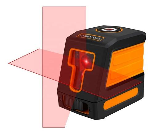 Imagen 1 de 4 de Nivel Laser Autonivelante Luz Roja 15 Mts