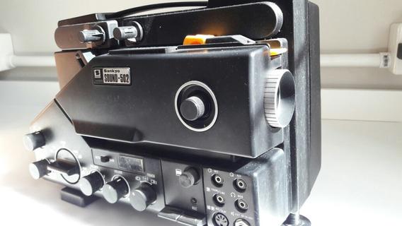 Projetor Sankyo Sound-502 Na Caixa