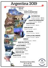Cataratas Sur De Brasil Y Mucho Más!!! Verano 2019!!!